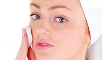 Remover a maquilhagem