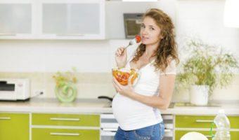 Como deve ser a alimentação da mulher grávida