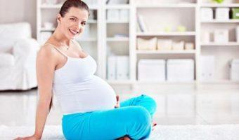 É bom para o bebé fazer exercício durante a gravidez?
