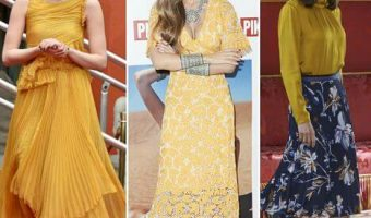 Qual cor combina com o amarelo roupas