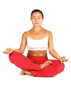 ioga meditacao
