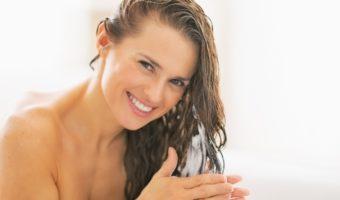 Leave-in para cabelos