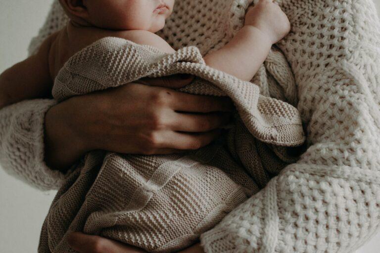 Enxoval do Bebé para a Maternidade